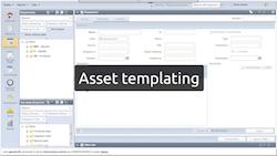 Asset templating